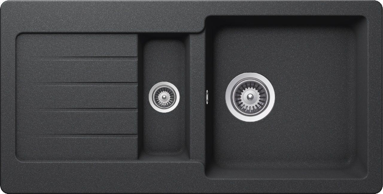 Kuchyňský dřez Schock Typos D-150S Inox